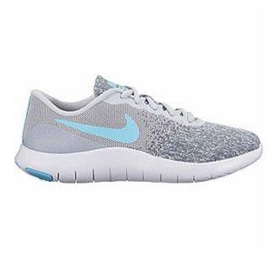 Nike Flex Contact Toddler Girl Running Shoes Sz 12